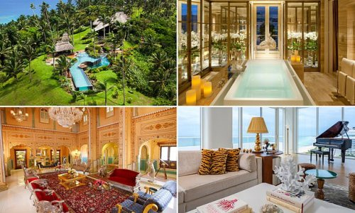 The world's top 100 hotel suites in 2021 revealed