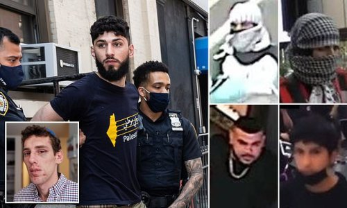 Cops issue photos of four men who 'pummeled Kippa-wearing Jewish man'