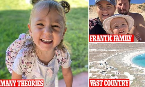 Worrying theories emerge about what's happened to little Cleo, 4,