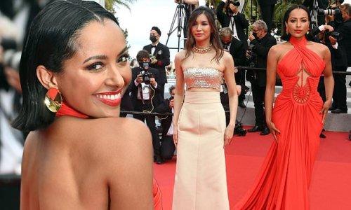 Cannes Film Festival: Kat Graham leads stars at The Restless screening