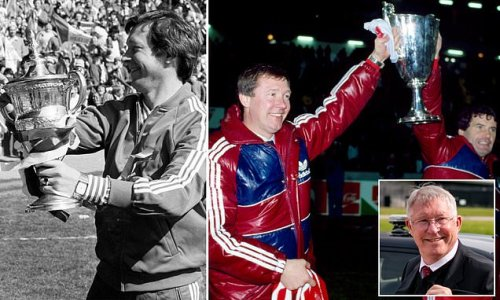 Ferguson reveals pride in being honoured with statue at Aberdeen