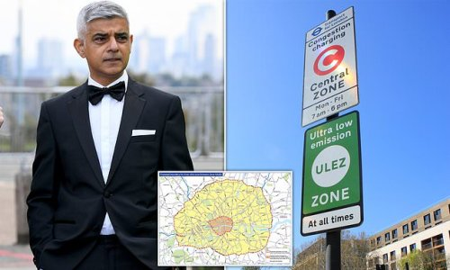 London Mayor Sadiq Khan to continue with ultra-low emission zone plans