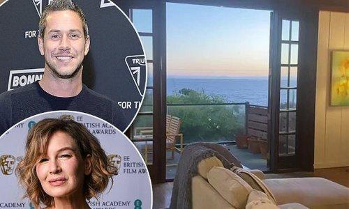 Ant Anstead unwinds in home amid news he's 'dating' Renee Zellweger