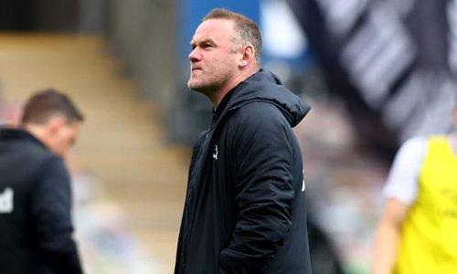 Wayne Rooney D-Day: Derby and Sheffield Wednesday meet in showdown