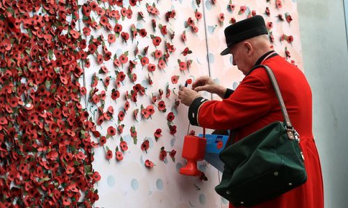 Royal British Legion to `stop selling poppies in the EU due to Brexit´