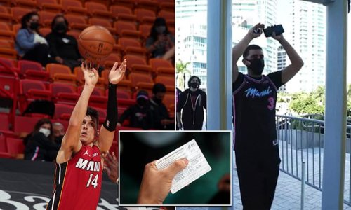Vaccination Proof Gives Heat Fans Unique Entrance, Relaxed Guidelines