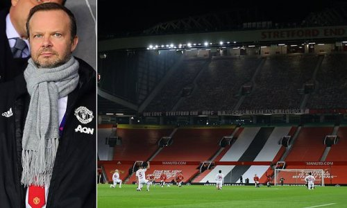Manchester United report losses of £21m for first three months of 2021