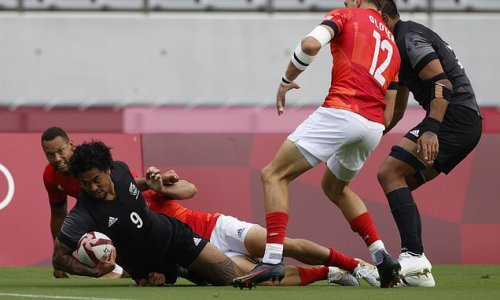 Team GB lose rugby sevens semi-final 29-7 to New Zealand