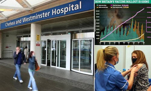 NHS trust set to tell staff that Covid jabs are compulsory