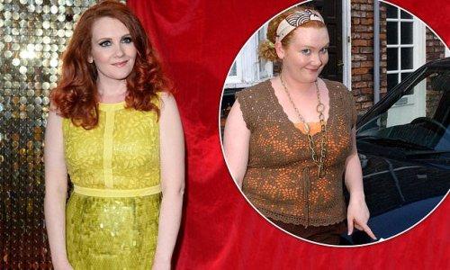 Jennie McAlpine reveals how she dropped three dress sizes