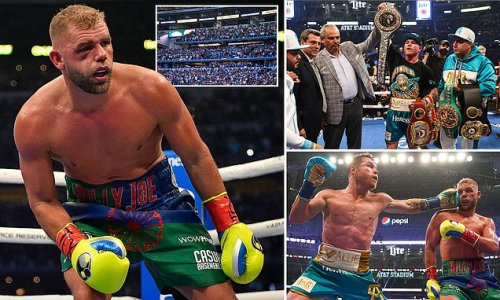 JEFF POWELL: Will Billy Joe Saunders ever get over this humiliation?