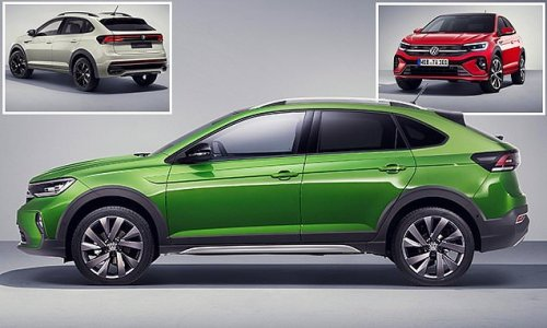 VW's new £22k Taigo is an SUV with a samba beat and salsa moves