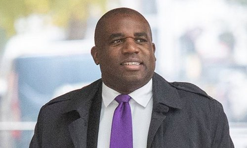 David Lammy: People should be able to declare themselves Black English