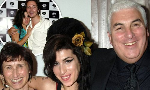 Amy Winehouse's family 'dispute claims made in her best friend's book'