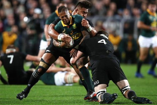 RUGBY: Century-worth of attitude on display when Springboks and All Blacks clash