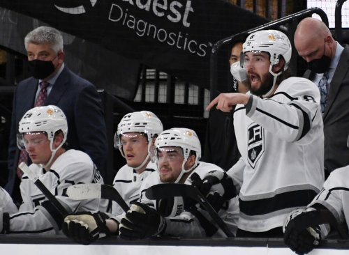 Kings leaning on Drew Doughty's game management skills