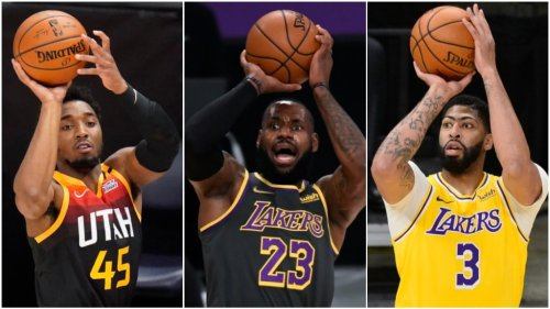 Ahead of Lakers' 2-game set with Jazz, injuries seize the spotlight