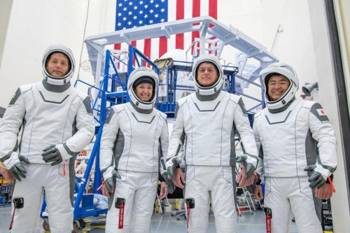 SpaceX astronaut launch pushed to Friday due to bad weather