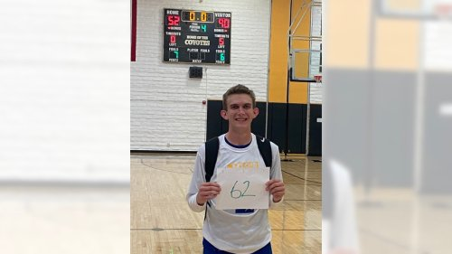 Agoura basketball's Jed Miller shatters school record, scores 62 points