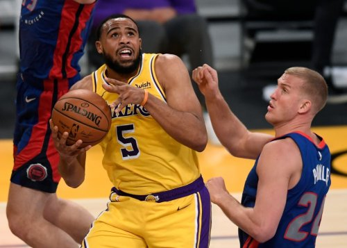 Lakers make Talen Horton-Tucker a restricted free agent
