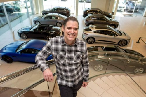 Sign of pandemic-era optimism: Galpin Motors rolls Land Rovers into newly renovated dealership