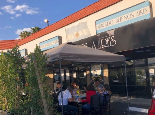 Argentinian food rises to the next level at Mercado Buenos Aires in Van Nuys