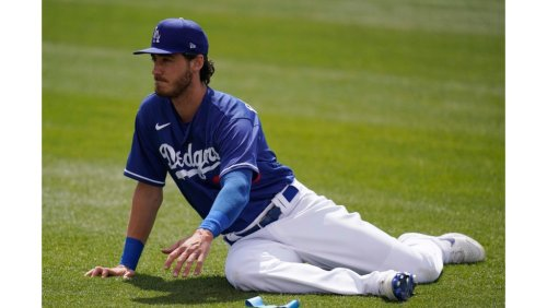 Dodgers' Cody Bellinger has a hairline fracture of his left fibula
