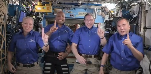 Pomona native Victor Glover, his NASA-SpaceX crewmates reflect on 6 months at space station