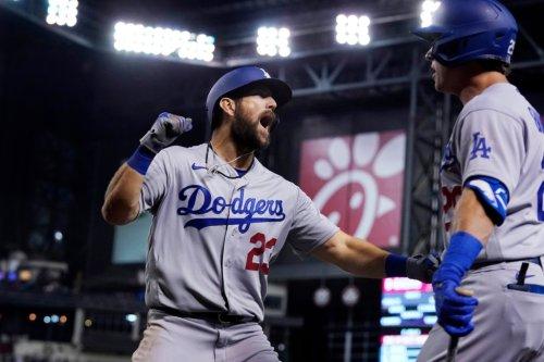 Steven Souza's emotional moment lifts Dodgers past Diamondbacks