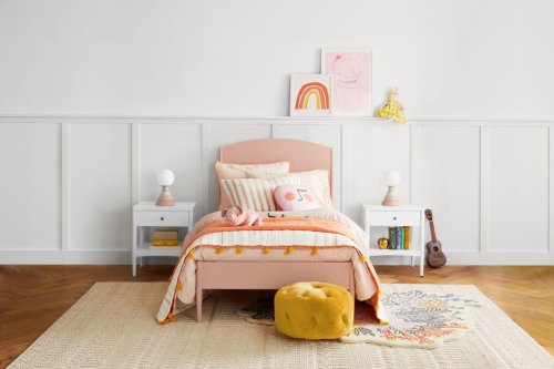 7 home design elements to consider when decorating a child's bedroom