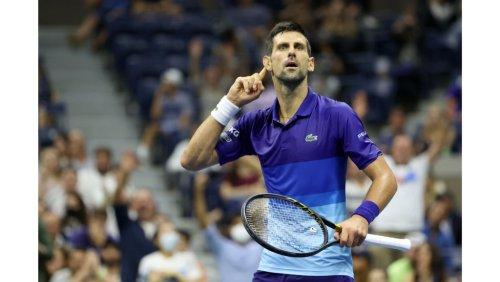 U.S. Open: Djokovic rallies again as Grand Slam bid reaches semis