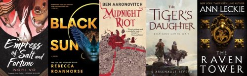 10 science-fiction and fantasy books and authors Murderbot creator Martha Wells recommends