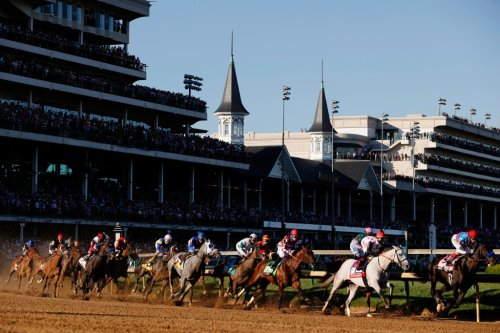 Horse racing notes: Kentucky Derby averaged 14.5M viewers