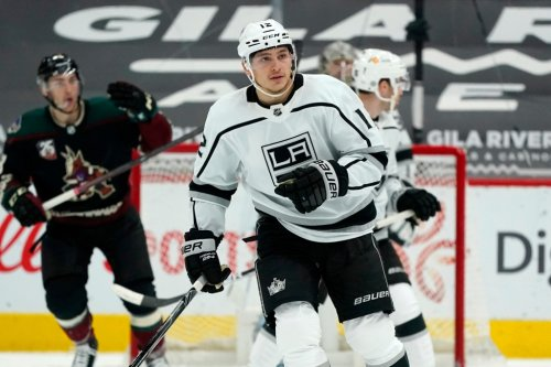 Kings sign Trevor Moore to 2-year contract extension