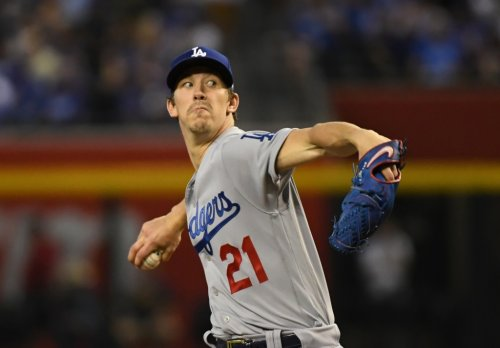 Walker Buehler flirts with no-hitter in Dodgers' victory over Diamondbacks