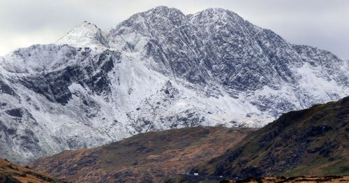 Met Office issues update on when first snow of season could arrive