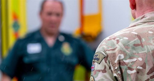 Ambulance chiefs call in the Army to help ease impact of Covid, flu and winter pressures