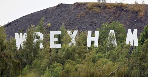 The reason Wrexham's Hollywood sign suddenly vanished - and where it has gone