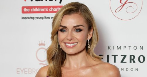 Katherine Jenkins reveals whether she would ever do I'm a Celeb amid speculation