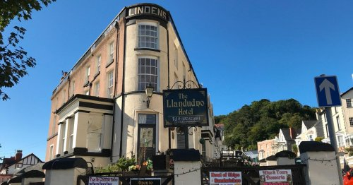 Llandudno hotel with some brutal Tripadvisor reviews is up for auction