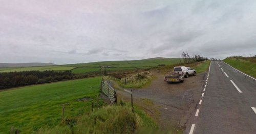 Couple found dead in remote Welsh house after postal staff found warning letter