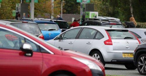 Petrol station queues build for second day despite pleas for calm - live