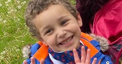 Mystery man 'seen beside Welsh river' before death of five-year-old boy