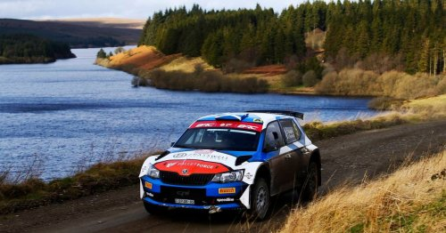 Conwy set to host the finale of the British Rally Championship and here's when