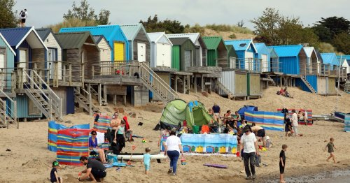Sale agreed on 'unbelievably' priced beach hut on North Wales coast