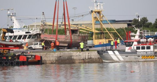 Emotional search for Nicola Faith fishing vessel to be shown in TV series