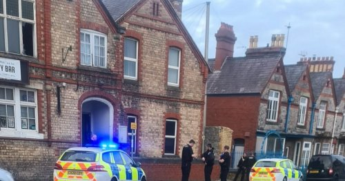 Huge police presence as 'sophisticated cannabis set-up' found in market town