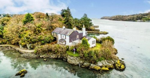 The dream home on Anglesey's Menai Strait perfect for watching the sunset