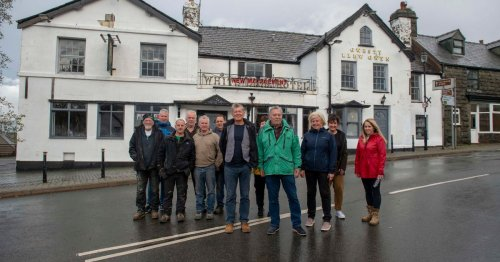 Tiny North Wales village with long name raises £500,000 to save its local pub
