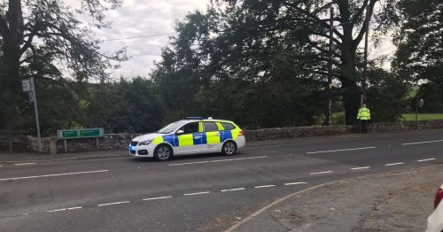 Everything we know about multi-vehicle A5 crash which shut road for hours